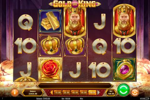 gold king playn go